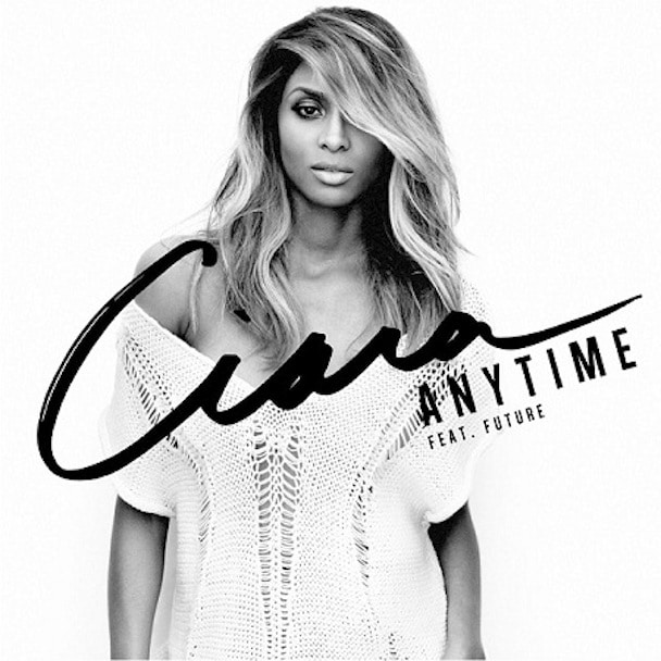 "Ciara ""Anytime"" Song Leak"