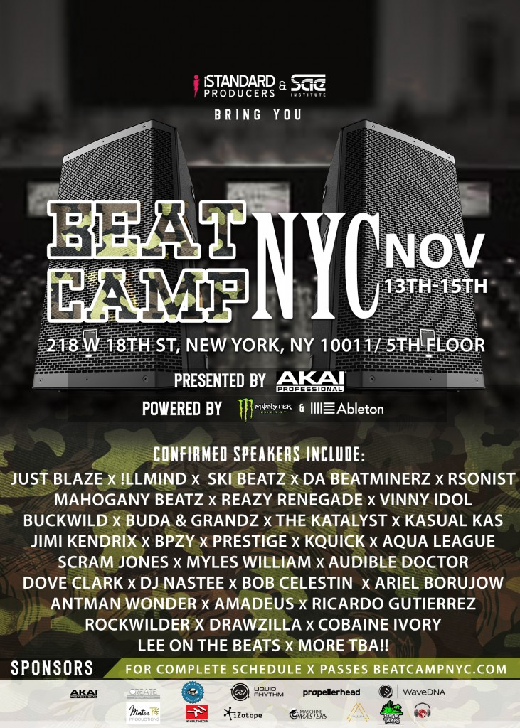 Beat Camp NYC