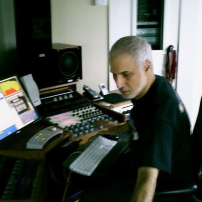 Andy Krehm mastering